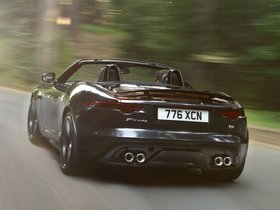 Ver foto 3 de Jaguar F-Type V8 S UK 2013
