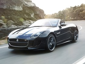 Ver foto 2 de Jaguar F-Type V8 S UK 2013