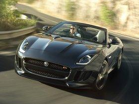 Fotos de Jaguar F-Type V8 S UK 2013