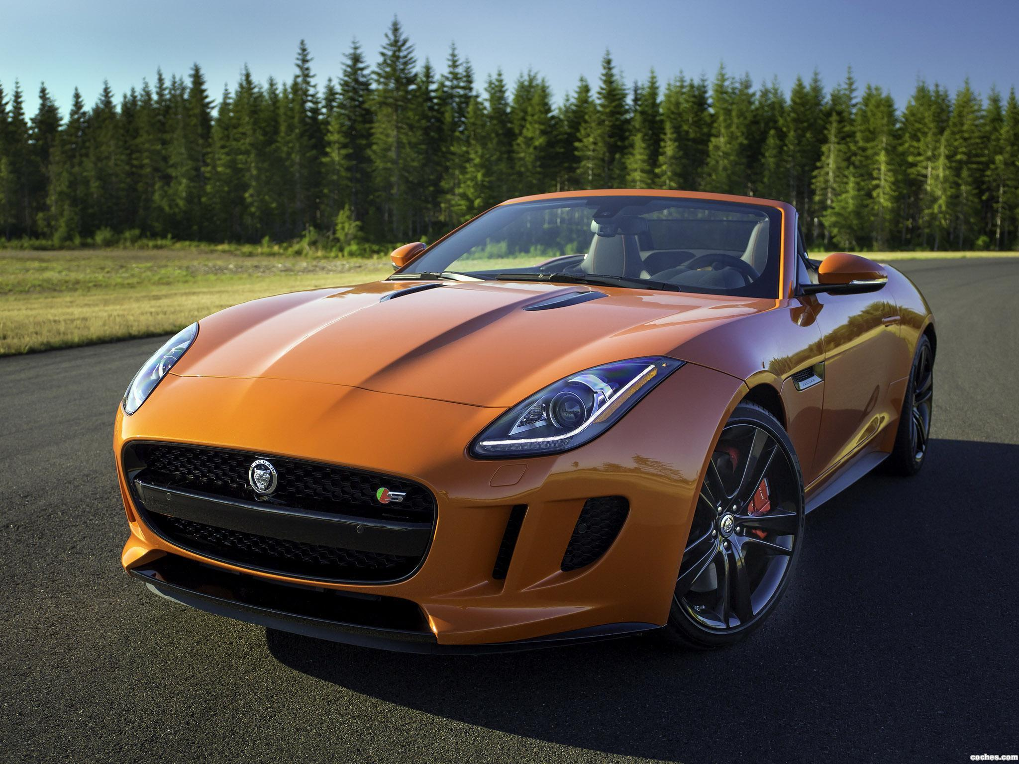 Foto 0 de Jaguar F-Type V8 S USA 2013