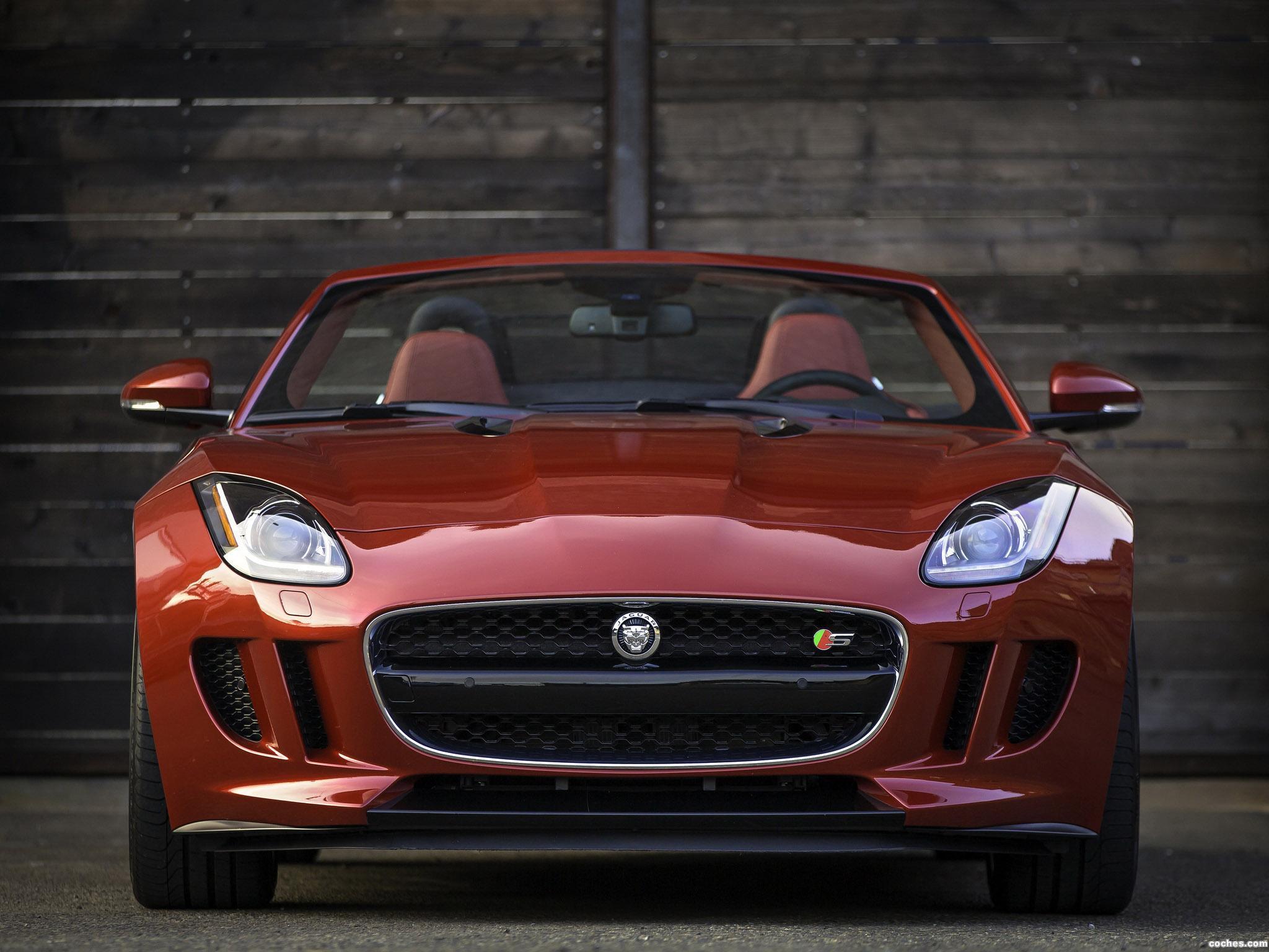 Foto 6 de Jaguar F-Type V8 S USA 2013