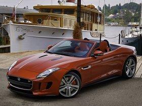 Ver foto 6 de Jaguar F-Type V8 S USA 2013