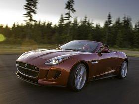 Ver foto 2 de Jaguar F-Type V8 S USA 2013