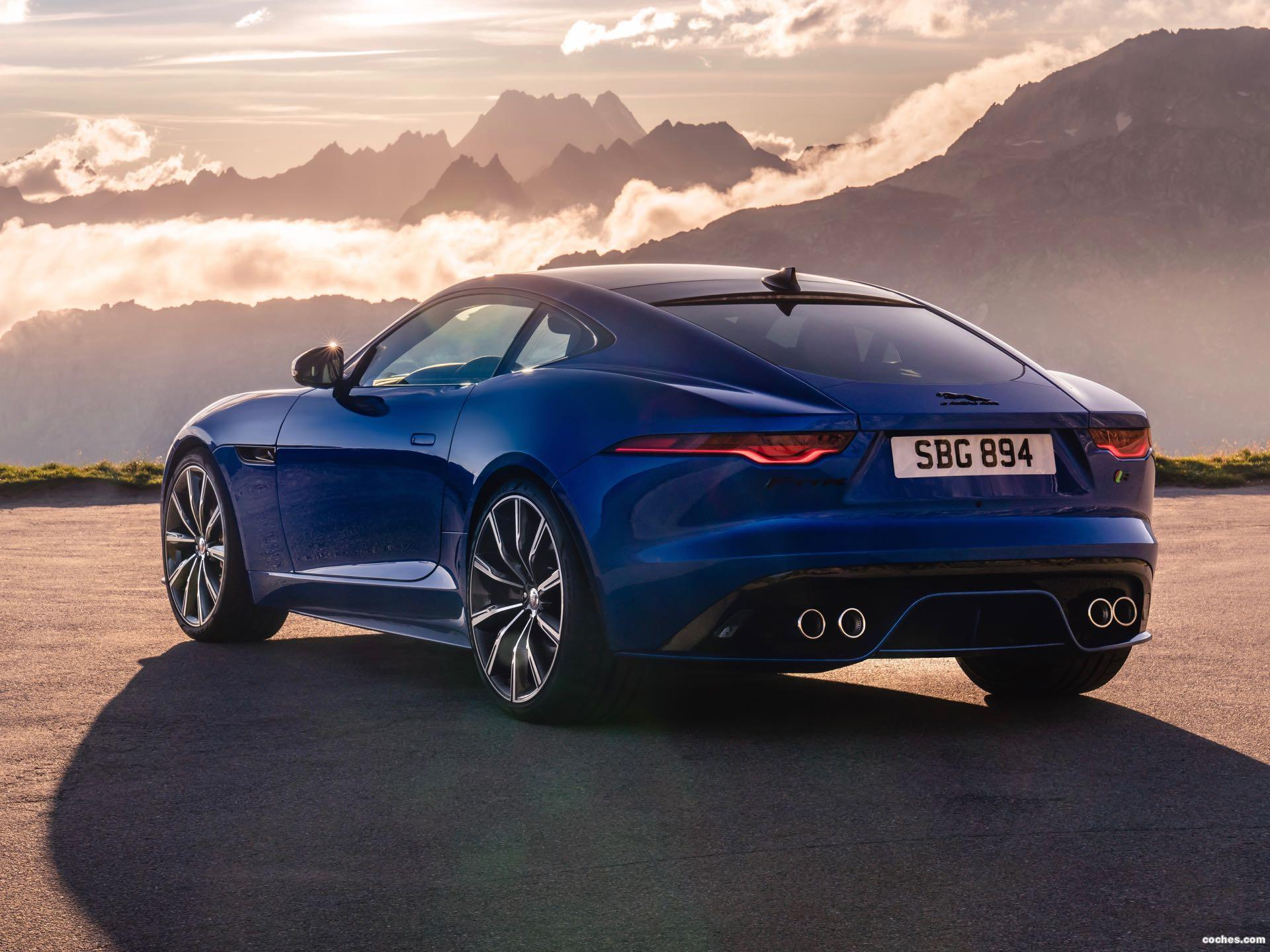 Foto 22 de Jaguar F-Type R Coupe 2020
