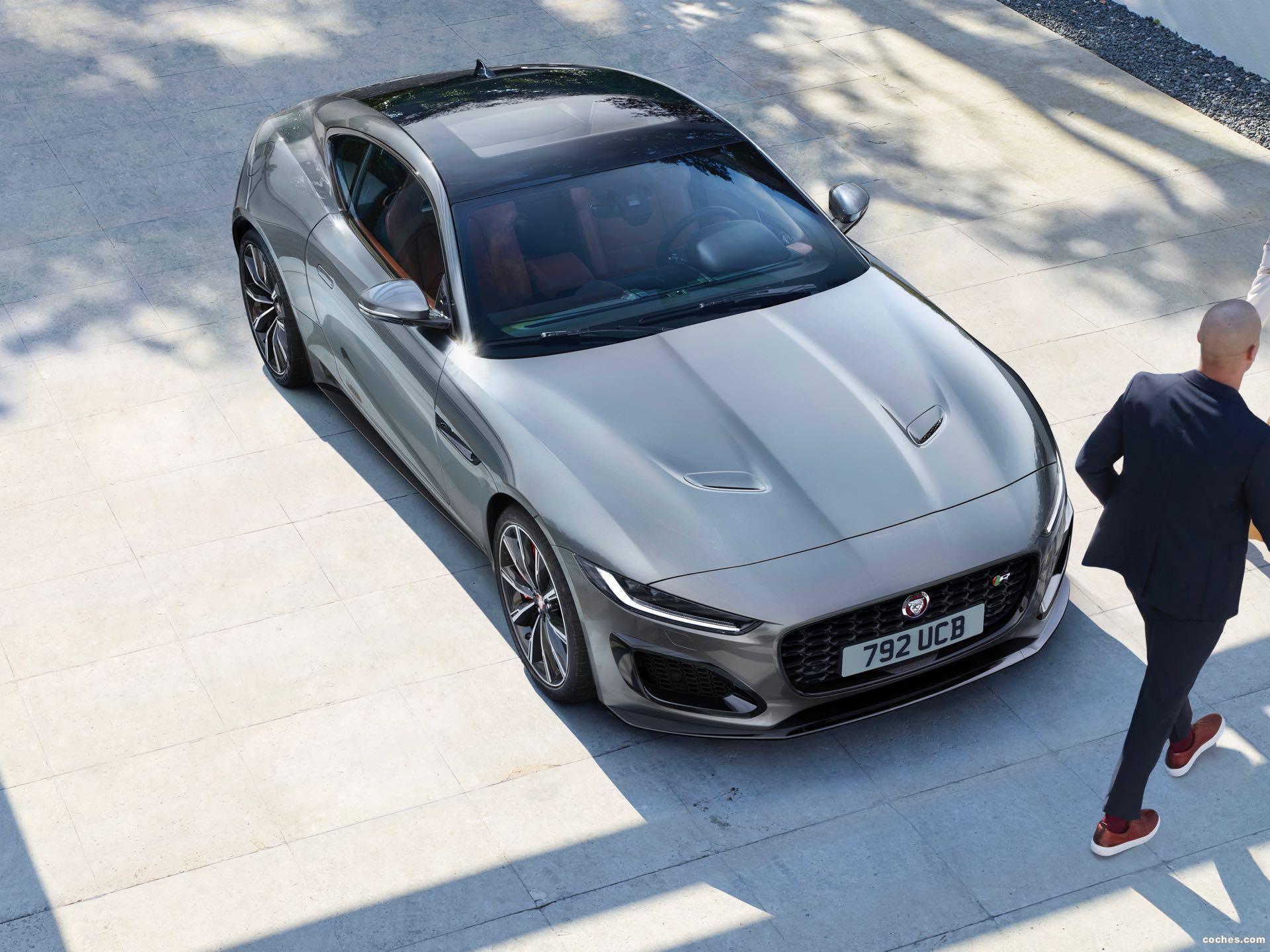 Foto 16 de Jaguar F-Type R Coupe 2020