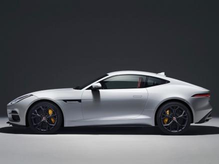Jaguar F Type Coupe >> Jaguar F Type 2017