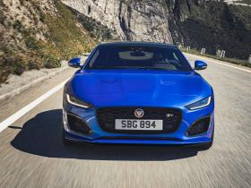 Ver foto 10 de Jaguar F-Type R Coupe 2020
