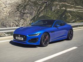 Ver foto 16 de Jaguar F-Type R Coupe 2020