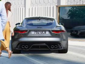 Ver foto 3 de Jaguar F-Type R Coupe 2020