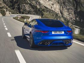 Ver foto 11 de Jaguar F-Type R Coupe 2020