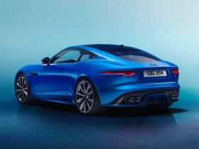 Ver foto 8 de Jaguar F-Type R Coupe 2020