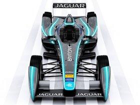 Ver foto 1 de Jaguar Formula E Race Car Concept 2015