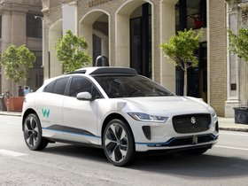 Fotos de Jaguar I-Pace EV400 Waymo Self Driving Vehicle 2018