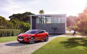 Ver foto 2 de Jaguar I-Pace EV400 AWD HSE 2018