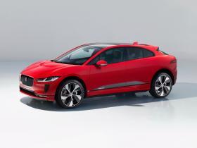 Fotos de Jaguar I-Pace