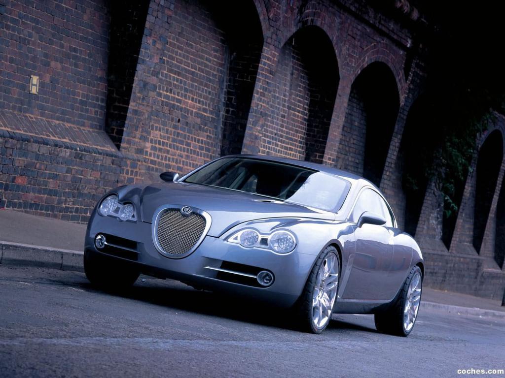 Foto 0 de Jaguar RD6 Concept 2003