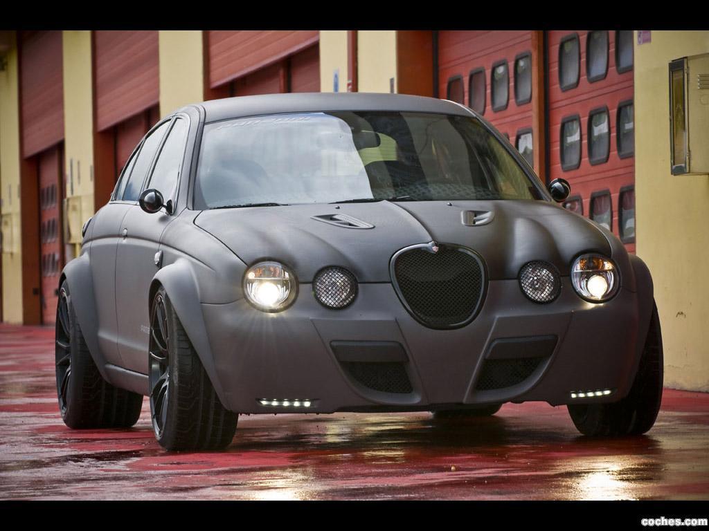Foto 0 de Jaguar S-Type Panzani 2011