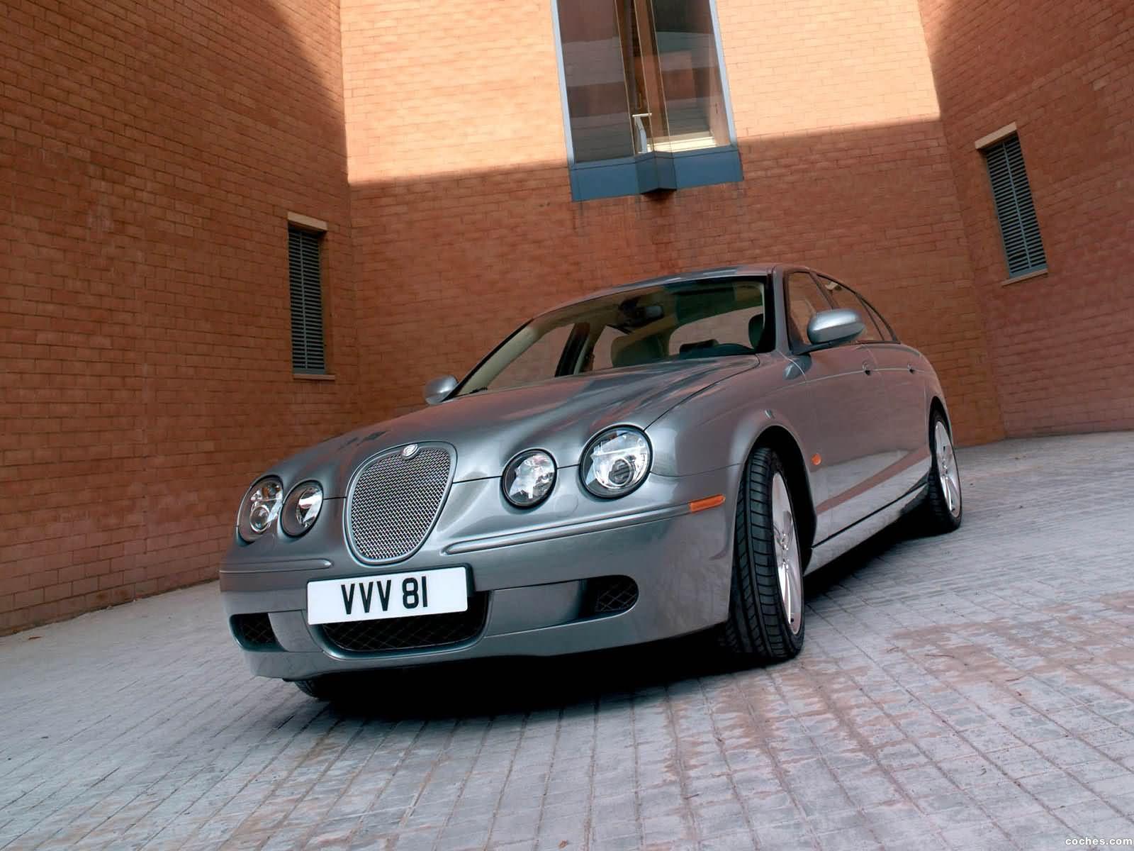 Foto 0 de Jaguar S-Type R 2004