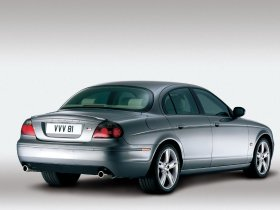 Ver foto 11 de Jaguar S-Type R 2004