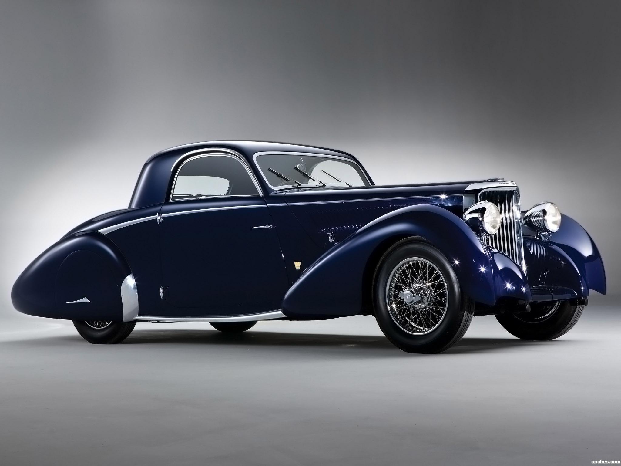 Foto 0 de Jaguar SS 100 Coupe by Graber 1938