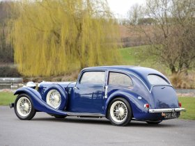 Ver foto 4 de Jaguar SS Airline Sedan 1935