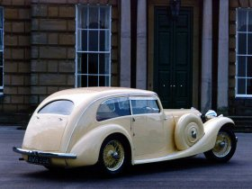Ver foto 3 de Jaguar SS Airline Sedan 1935