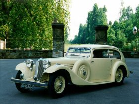 Ver foto 2 de Jaguar SS Airline Sedan 1935