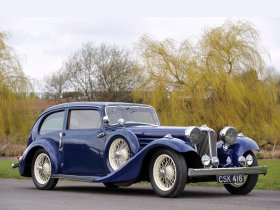 Fotos de Jaguar SS Airline Sedan 1935