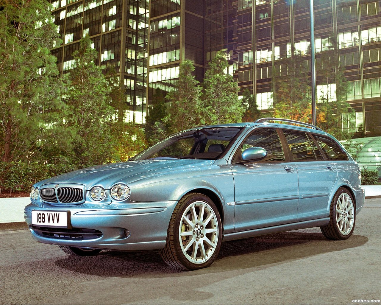 Foto 0 de Jaguar X-Type Estate 2004