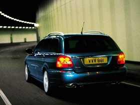 Ver foto 2 de Jaguar X-Type Estate 2004