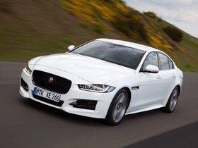 Fotos de Jaguar XE R Sport 2015