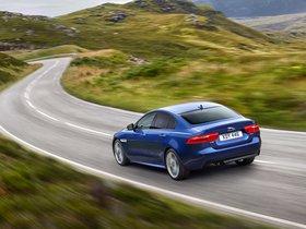 Ver foto 6 de Jaguar XE R Sport UK 2015