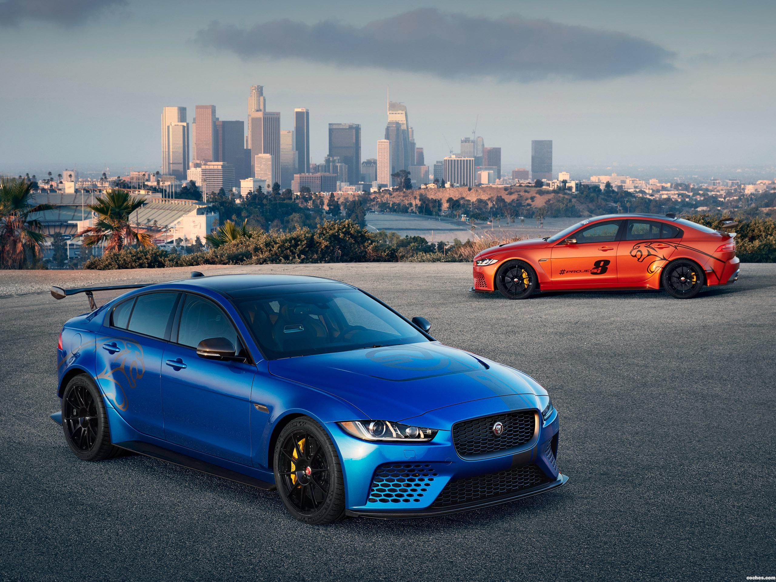 Foto 3 de Jaguar XE SV Project 8 USA  2017