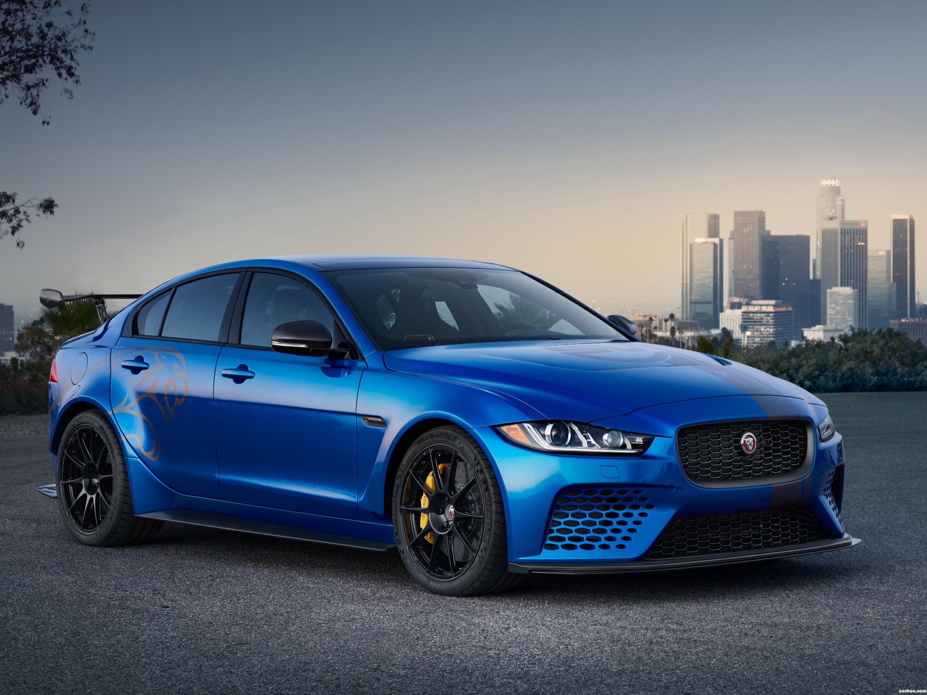 Foto 0 de Jaguar XE SV Project 8 USA  2017