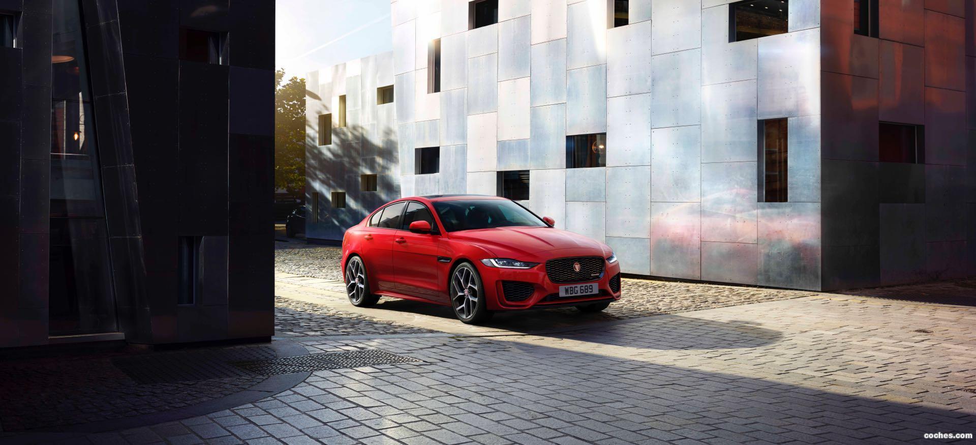 Foto 5 de Jaguar XE R-Dynamic 2019