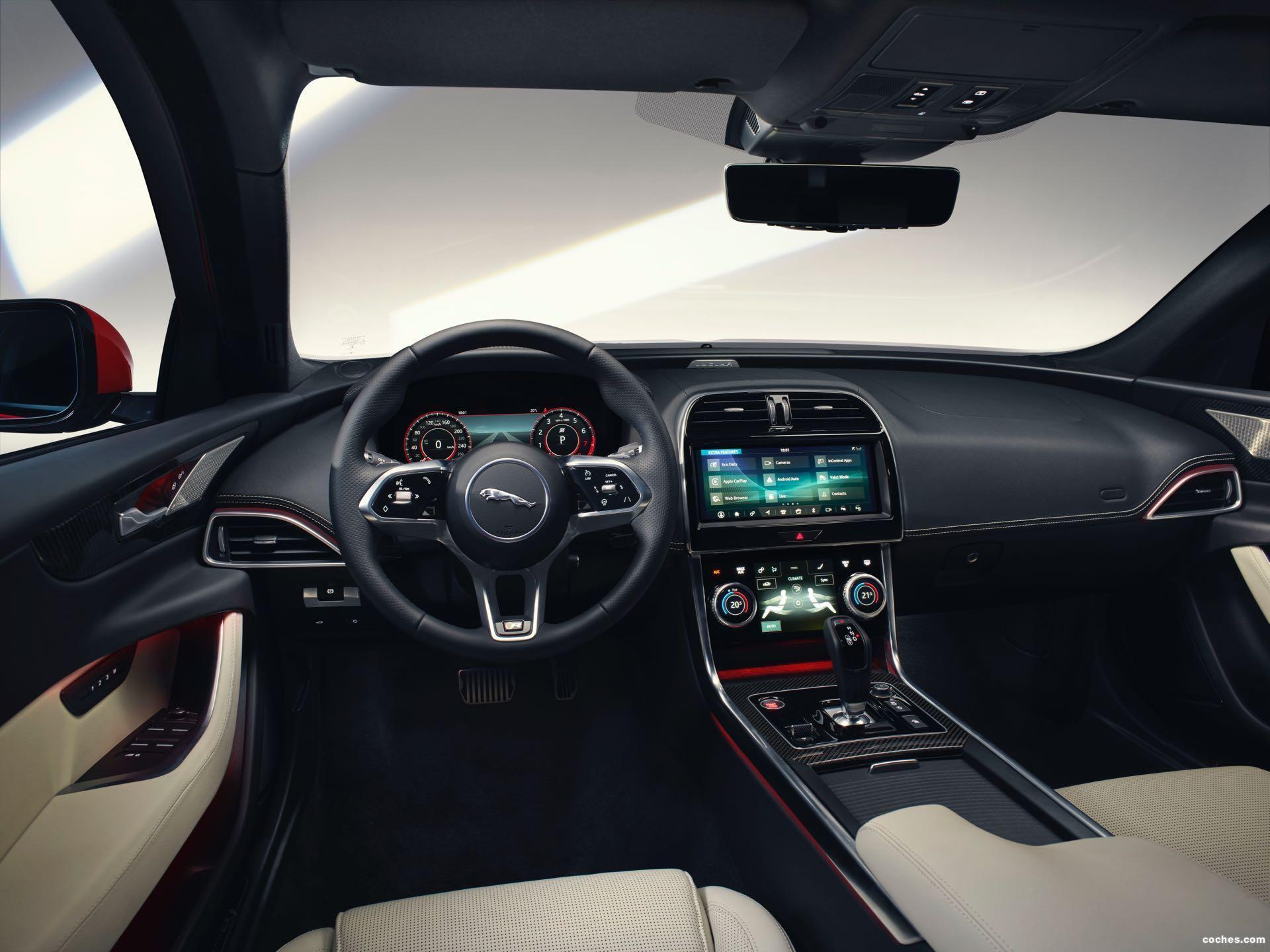 Foto 12 de Jaguar XE R-Dynamic 2019