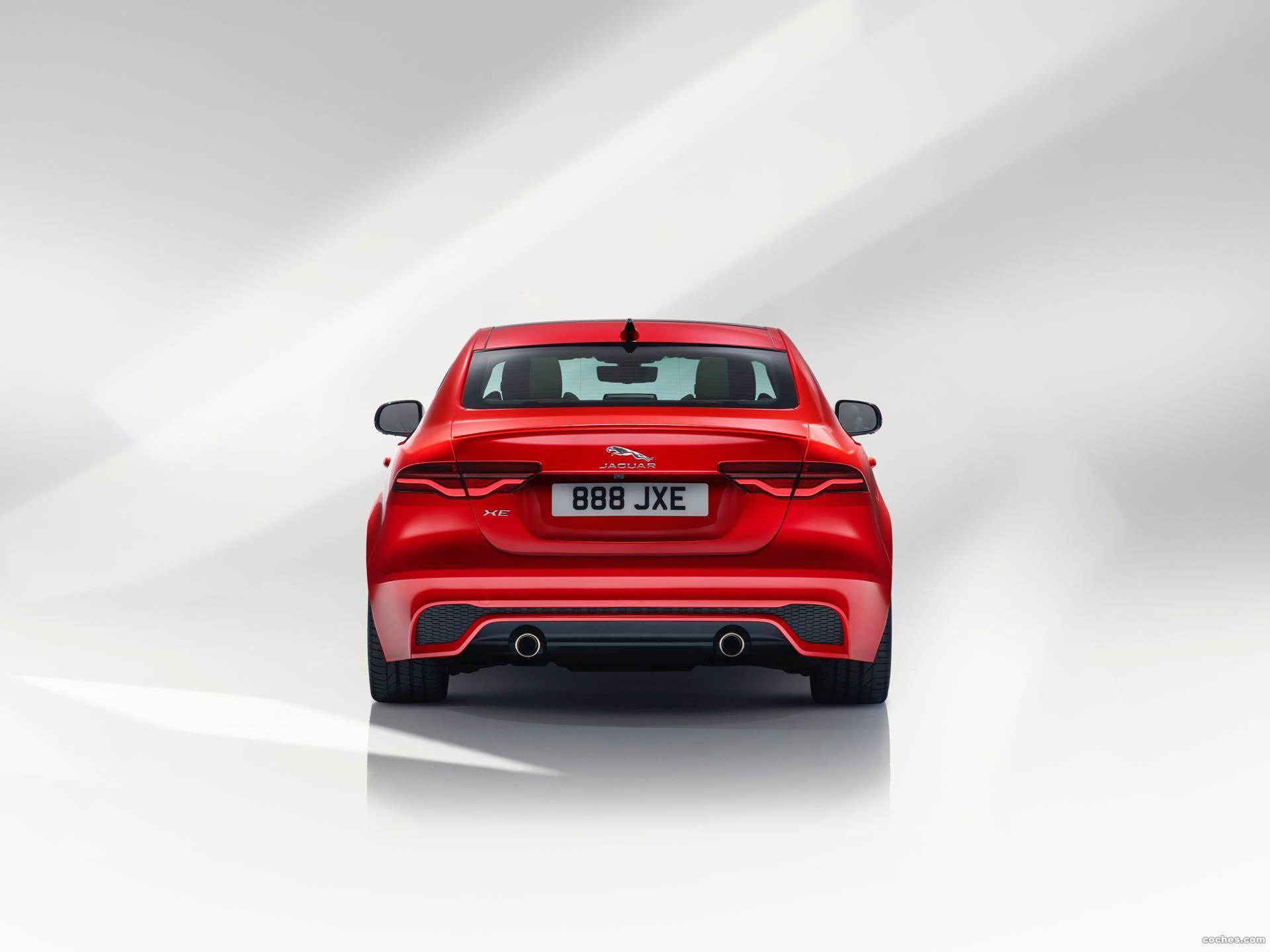 Foto 19 de Jaguar XE R-Dynamic 2019