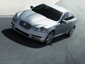 Fotos de Jaguar XF 2008