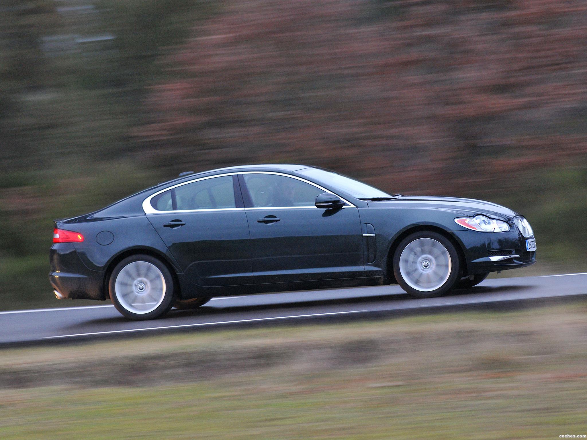 Foto 20 de Jaguar XF Diesel S 2009