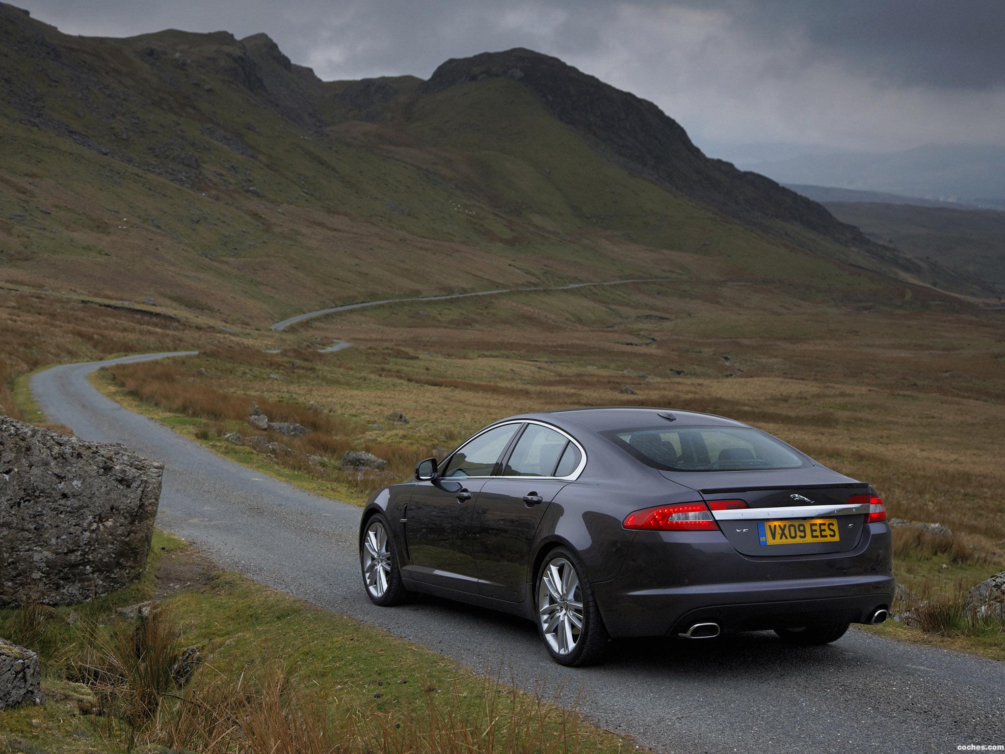 Foto 12 de Jaguar XF Diesel S 2009