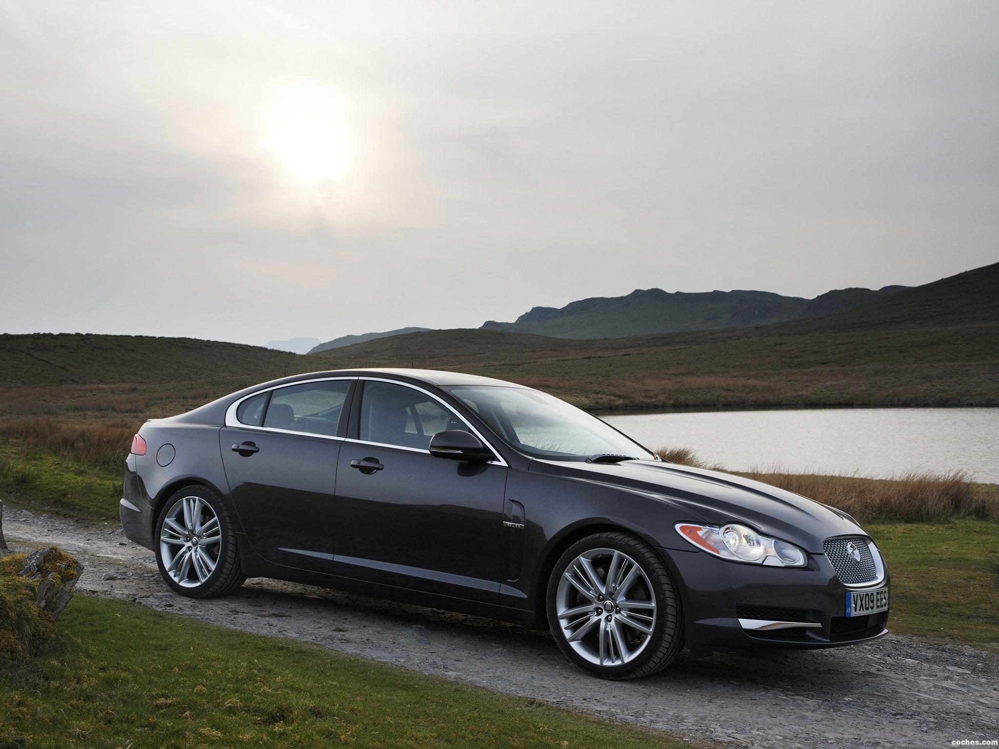 Foto 10 de Jaguar XF Diesel S 2009