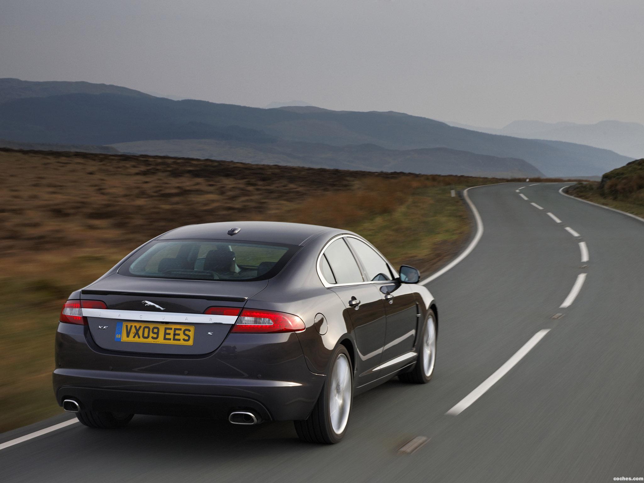 Foto 2 de Jaguar XF Diesel S 2009