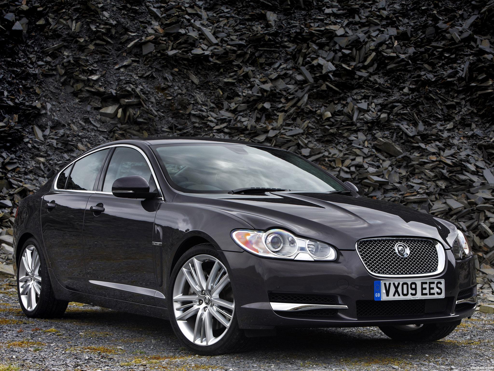 Foto 0 de Jaguar XF Diesel S 2009