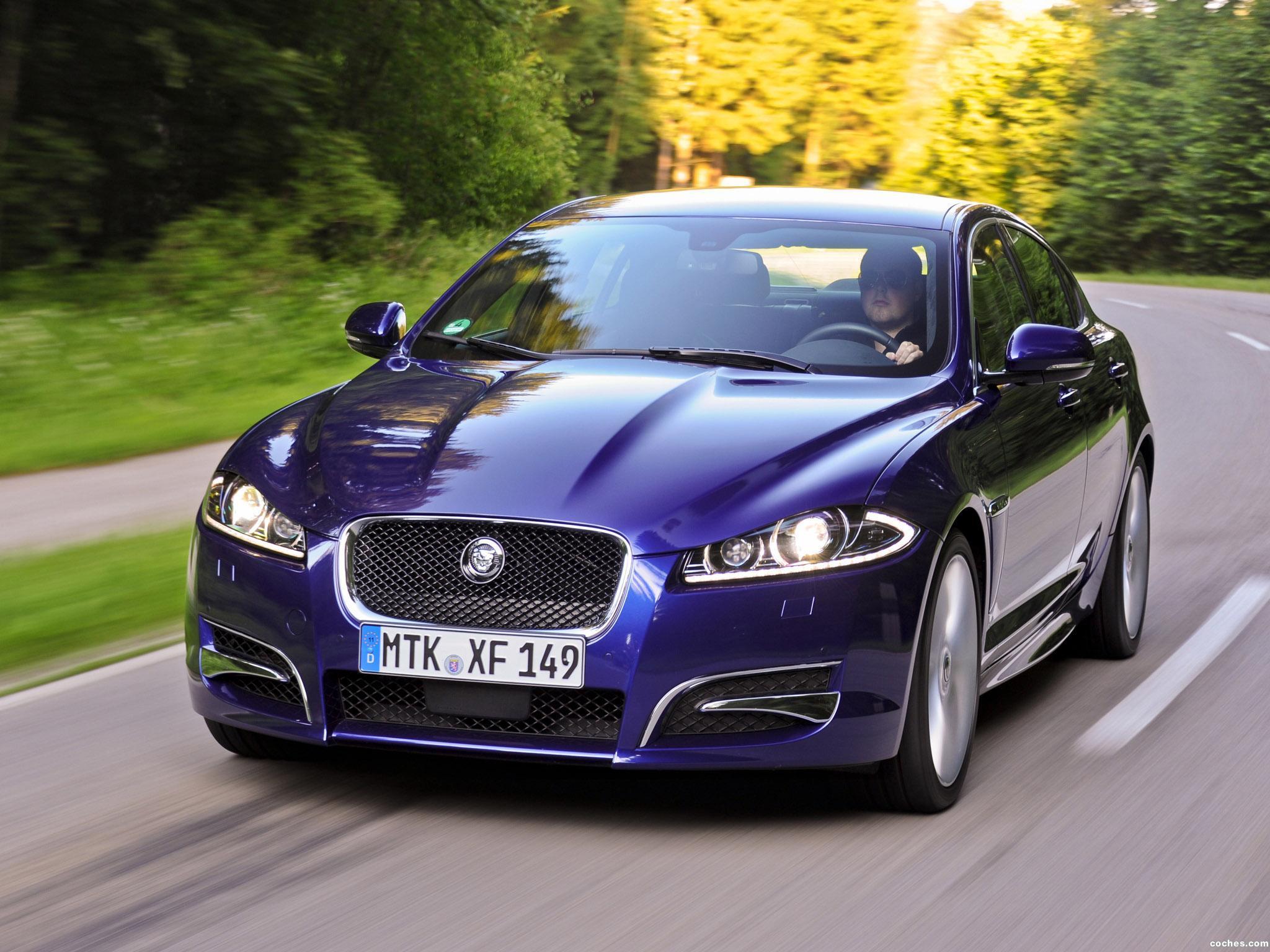 Foto 11 de Jaguar XF Diesel S 2011