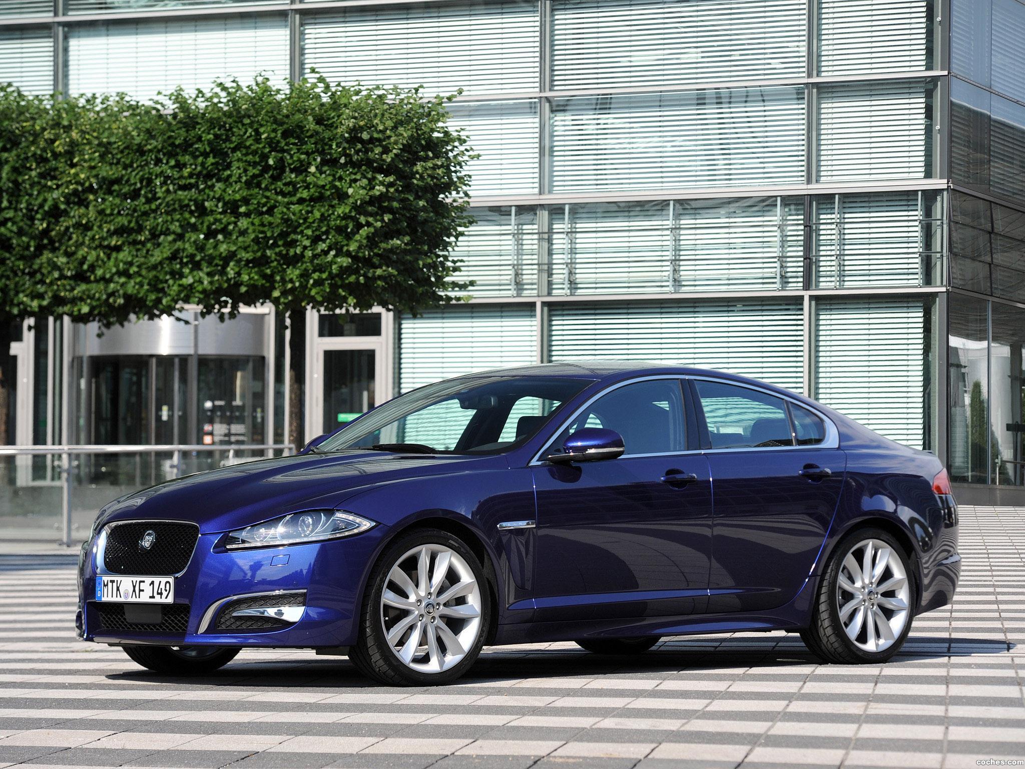 Foto 10 de Jaguar XF Diesel S 2011