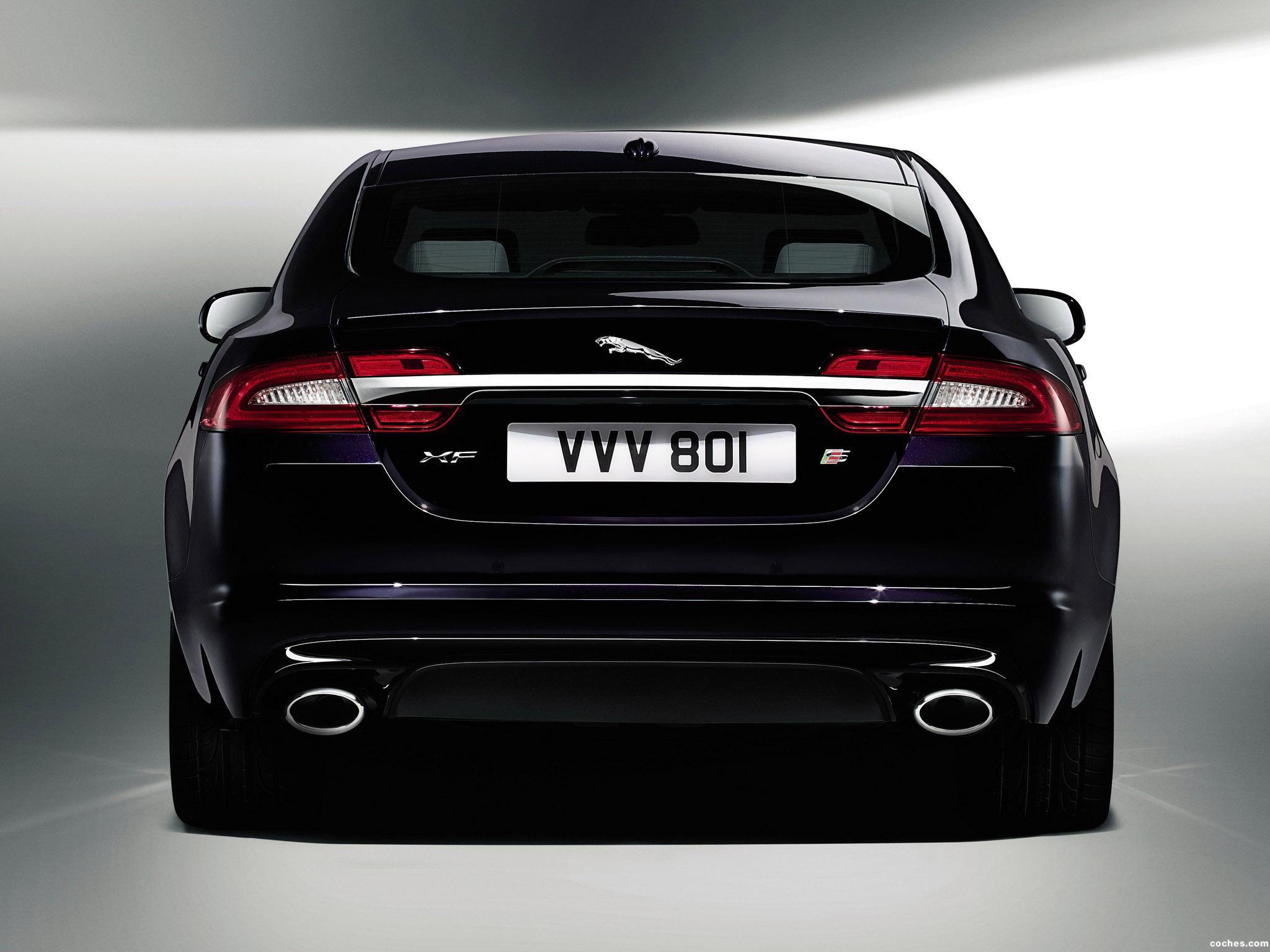 Foto 1 de Jaguar XF Diesel S 2011