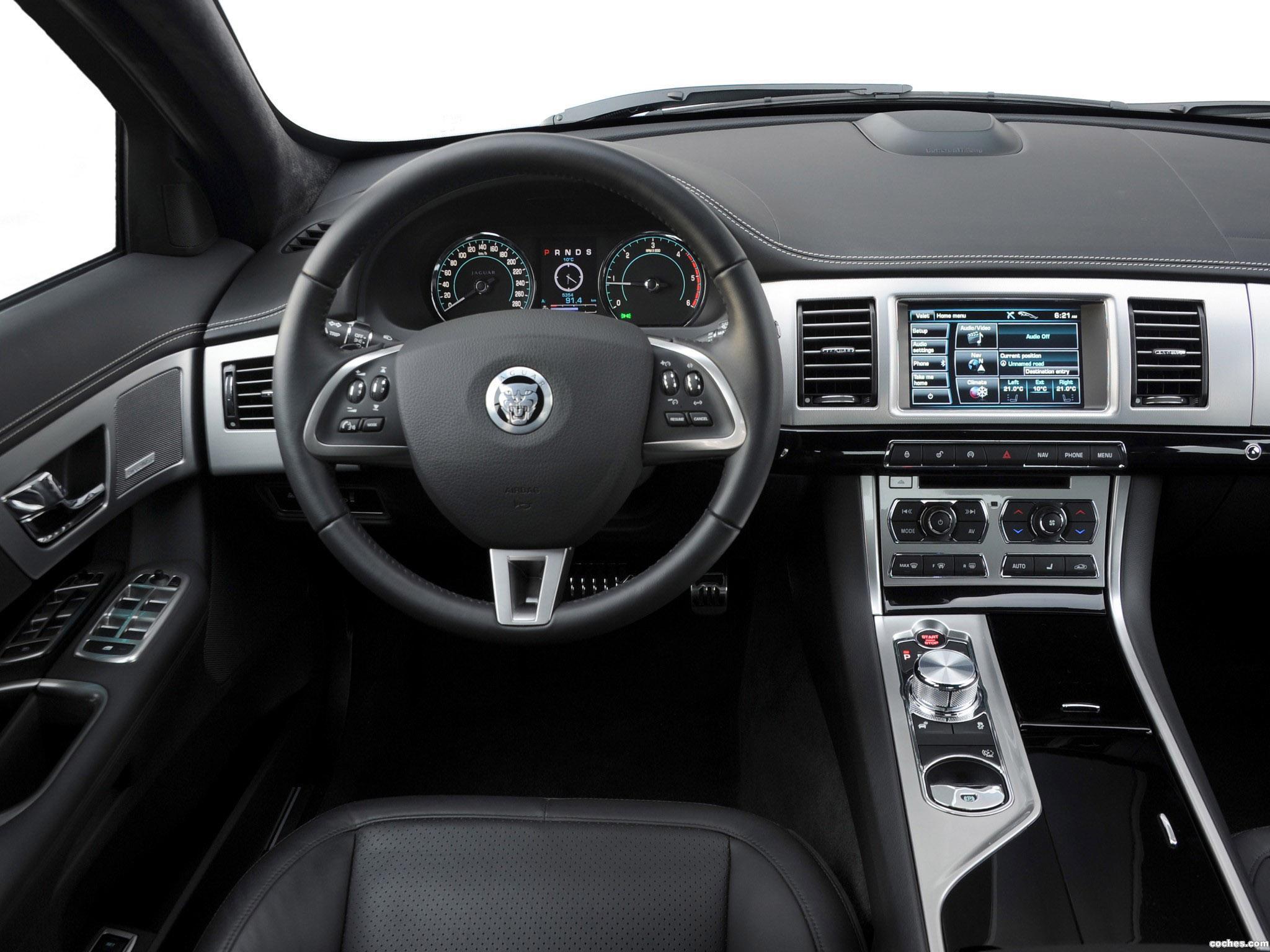 Foto 23 de Jaguar XF Diesel S 2011