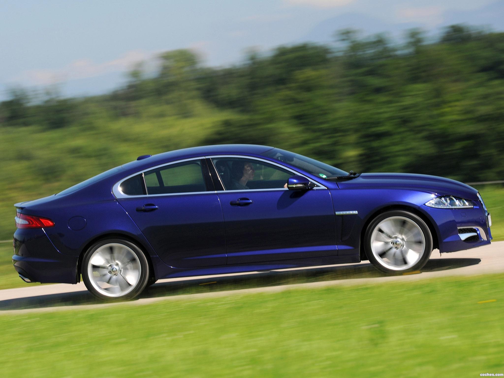 Foto 19 de Jaguar XF Diesel S 2011