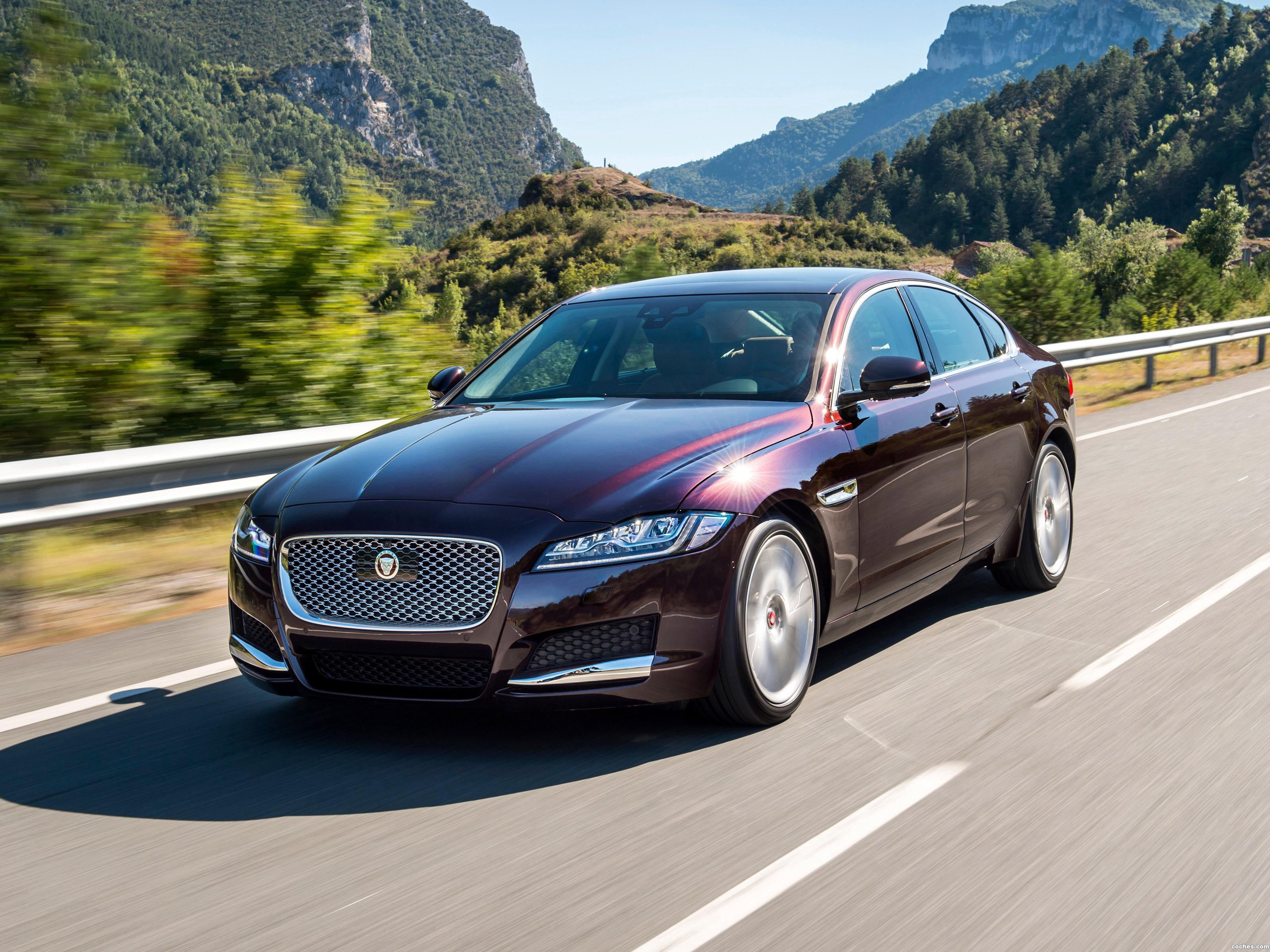 Foto 0 de Jaguar XF Prestige 2015