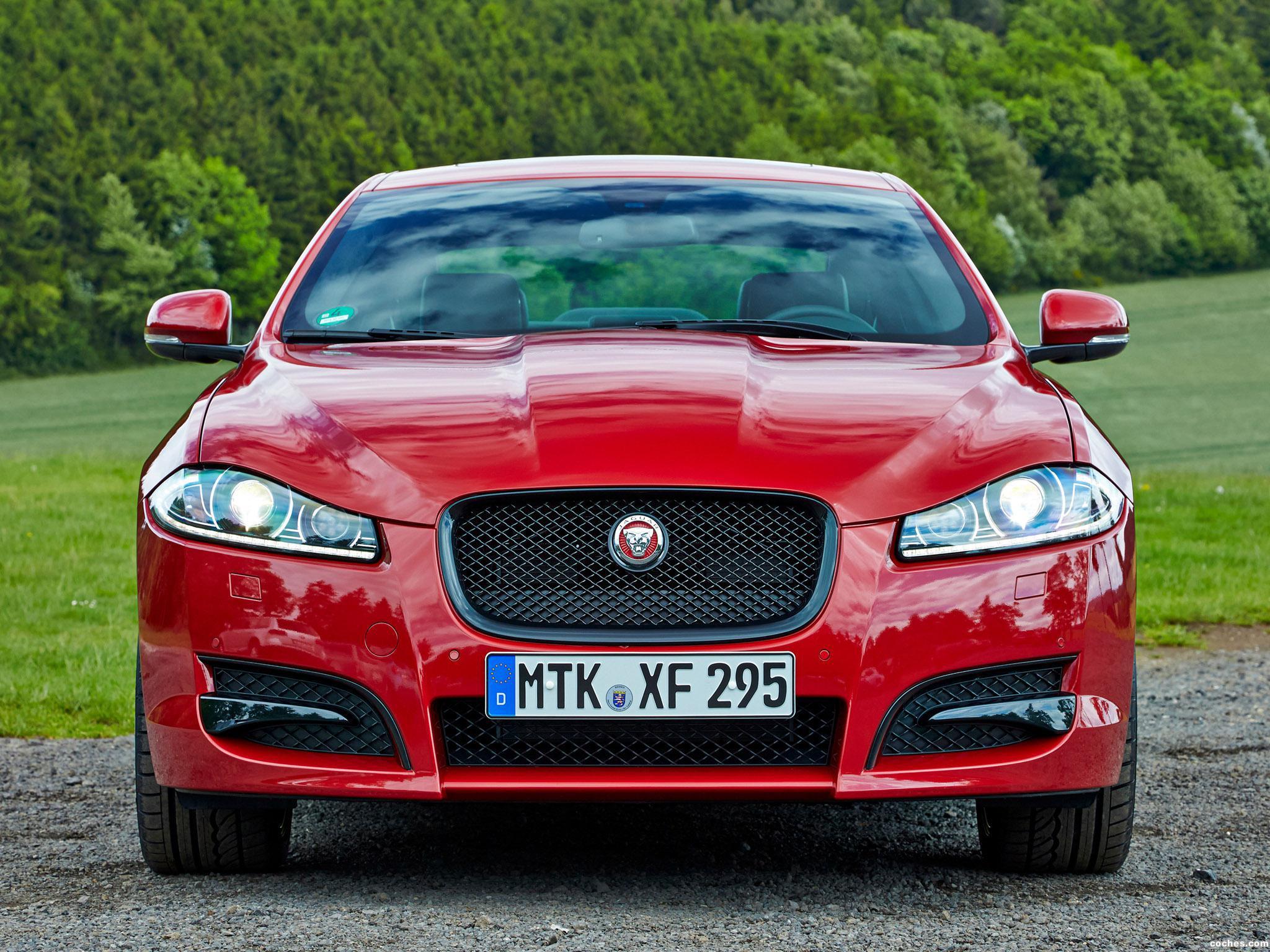 Foto 3 de Jaguar XF-R Sport 2014